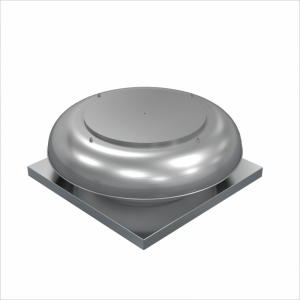 08″ THROAT / ROOF CAP
