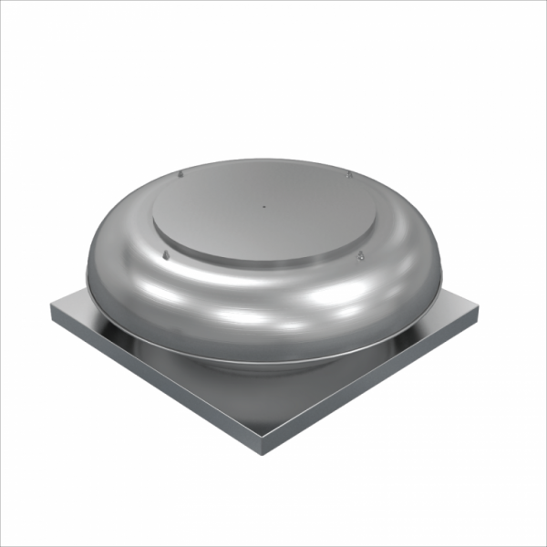 16″ THROAT / ROOF CAP