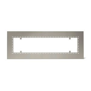 Electric Heater Recessed Mount Kit – 33″